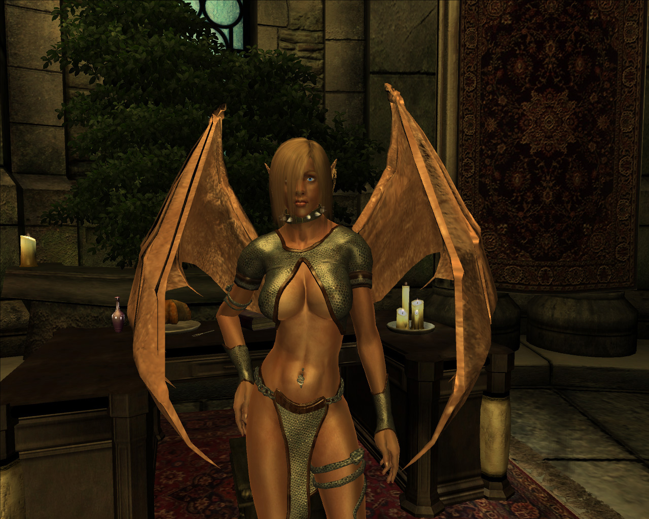Morrowind nude mods female naked film